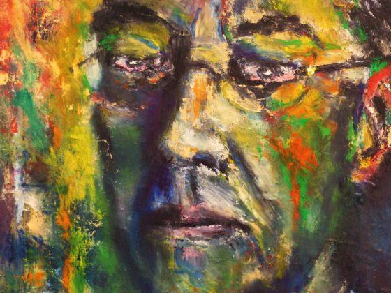wassily kandinsky portrait art
